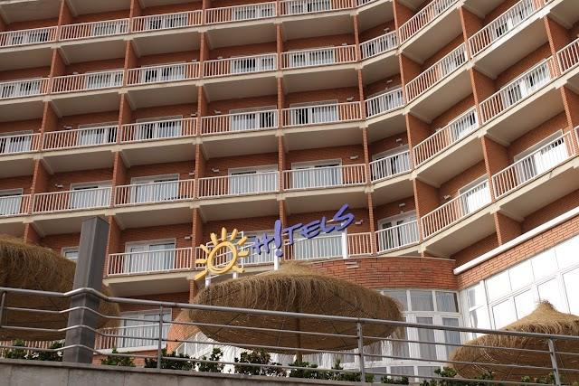 Gran Hotel Almería  integrado en la Cadena Ohtels Hotels&Resorts.