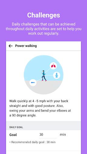 LG Health screenshot 3