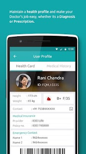 JioHealthHub- screenshot thumbnail
