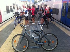 Photo: Partenza alla stazione di Bassano del Grappa