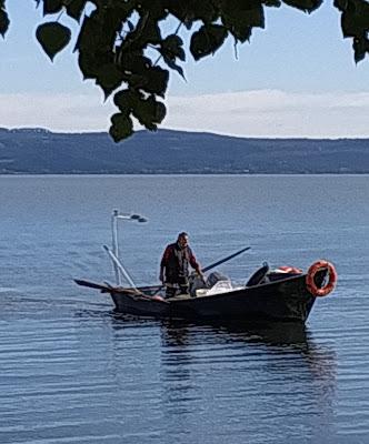 Il rientro del pescatore. di claudio_sposetti