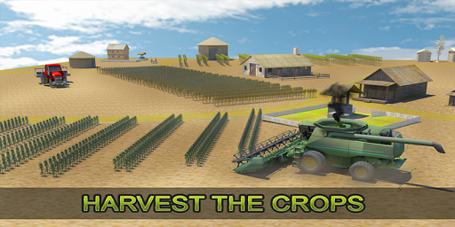Farmer Tractor Simulator 2016