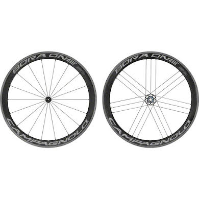 Campagnolo Bora One 50 - 700c Road Clincher Wheelset - Dark Label