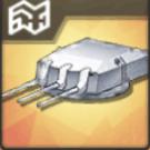 試製203mmSKC三連装砲T0