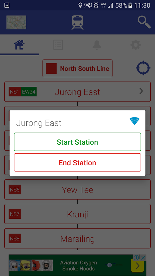 SIN MRT (Singapore)- screenshot