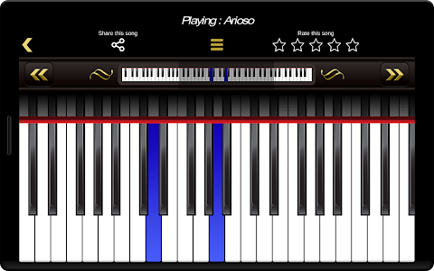 Mini Piano ® screenshot 9