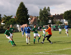 Photo: 25/09/10 v Shenfield AFC (Essex Olympian League Div 3) 1-4 - contributed by Martin Wray