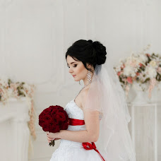 Wedding photographer Anastasiya Romanova (200370904). Photo of 19.02.2018