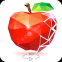iPOLY 3D - Polysphere Puzzle icon