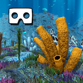 VR Deep Ocean Roller Coaster (Google Cardboard) Android APK Download Free By Romale Game Studio