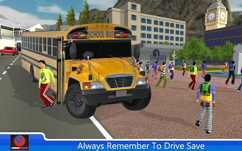 School Bus Driver 2016 Hack for the game