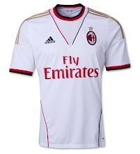 Photo: AC Milan 2ª * Camiseta Manga Corta * Camiseta Manga Larga * Camiseta Mujer * Camiseta Niño con pantalón