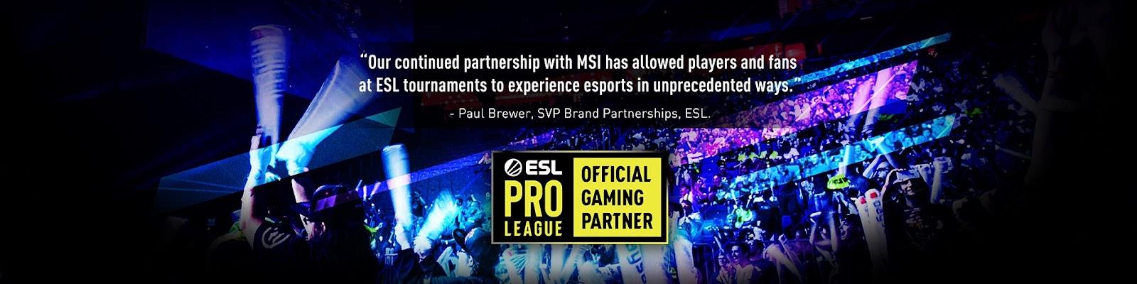 official gaming partner