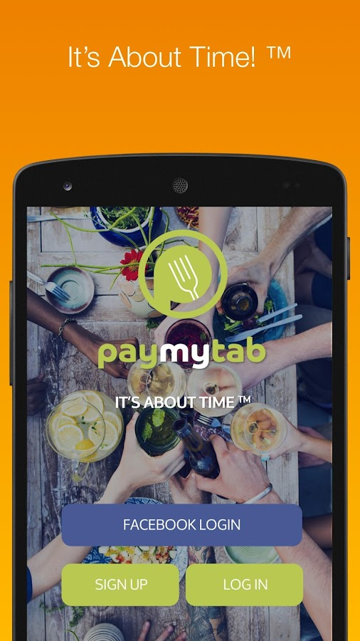 PayMyTab- screenshot