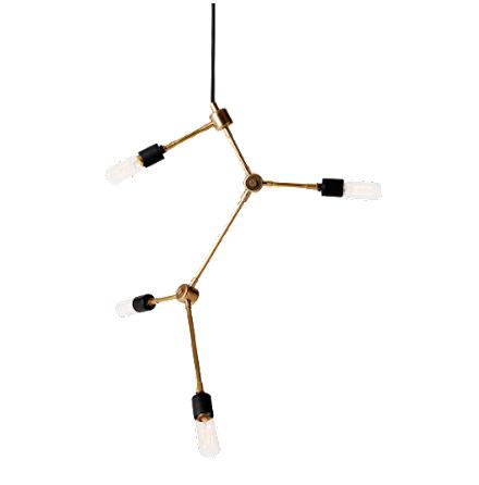 Tribeca Franklin chandelier