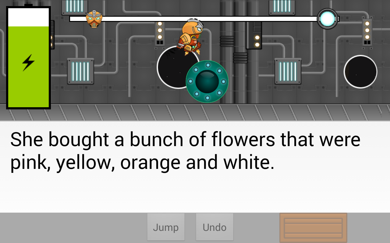 Sentence Hero- screenshot