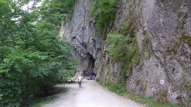 Photo: Polovragi cseppkőbarlang /Pestera Polovragi/
