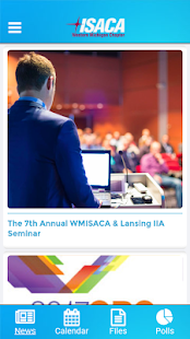 Western Michigan Chapter ISACA- screenshot thumbnail