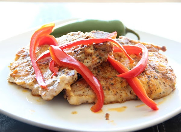 Cajun Pork Chops Recipe