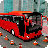 Bus Simulator City Driver: Highway Bus Parking
