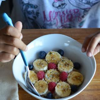 Low Calorie Porridge Recipes.