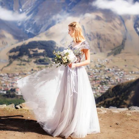 Fotógrafo de bodas Eva Romanova (romanovaeva). Foto del 11.10.2017