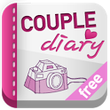 Couple Photo Diary (Free) icon