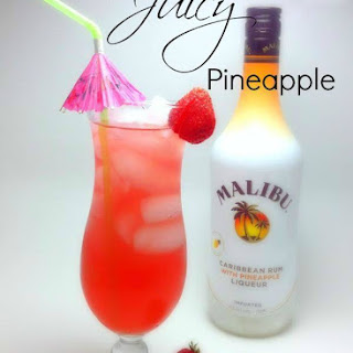 Pineapple Cranberry Coconut Rum Drink Recipes