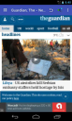 UK Newspapers  screenshots 3