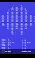 Screenshot of C64 ASM LWP simple