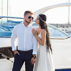 Wedding photographer Darya Solnceva (daryasolnceva). Photo of 24.01.2017