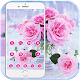 Pink Rose Love Theme apk
