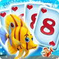 Solitaire lovely Fish: Tripeaks