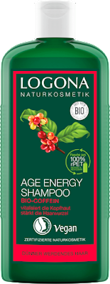 Age Energy Shampoo eko caffeine