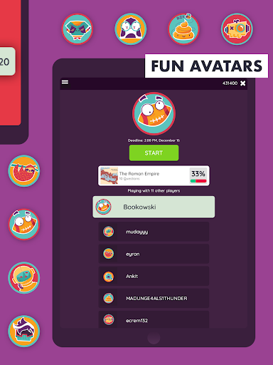 Quizizz Student: Fun Multiplayer Quizzes! 2.4 screenshots 13
