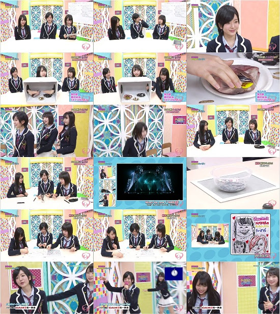 (TV-Variety)(480P) NMB48 Kawaiian TV – Collection 160201 ~ 160207