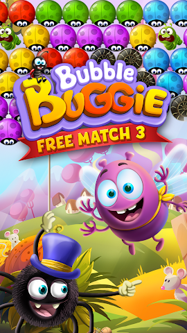 android Bubble Buggie Pop Screenshot 0