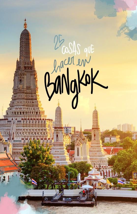 que ver y hacer en bangkok