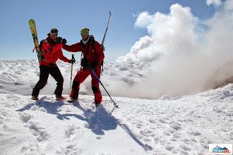 Photo: Summit of Avachinsky - Matus & Roman