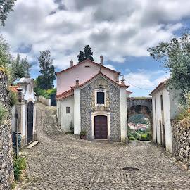 Ourém Castle by Luis Palma - Buildings & Architecture Public & Historical