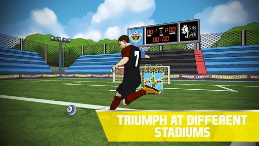 Soccer League Kicks Flicks