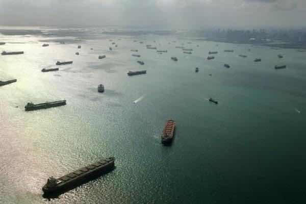Hải lộ 5000 ngàn tỷ của thế giới - Vây có thể để cho Trung cộng kiểm soát????