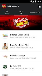 LaNueva883- screenshot thumbnail