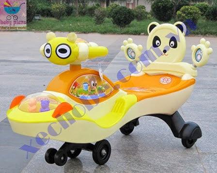 Xe lắc trẻ em 603-1 3
