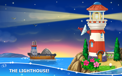 Build an Island. Kids Games for Boys. Build House screenshots 7