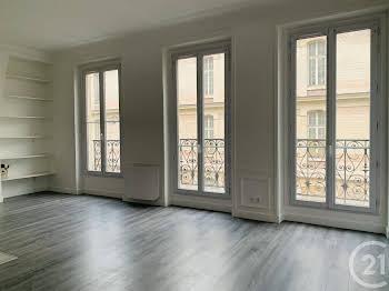 Appartement 3 pièces 56,77 m2