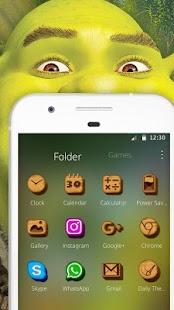 Shrek Far Far Away Launcher - náhled