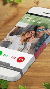 Fake spoof call-Fake call girlfriend prank - náhled