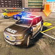 Police Prado Car Parking - Modern Car Games 2020