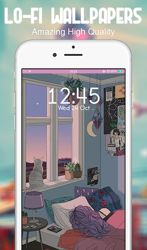 Lo Fi Wallpapers By High Q Wallpaper Google Play United States Searchman App Data Information